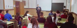 Ciclo formativo de grado medio de Gestión Administrativa del Centro Fp Jorbalán Granada