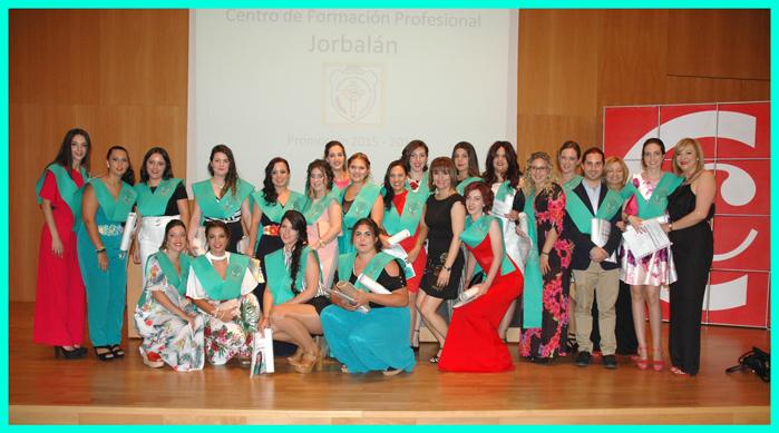 Graduación CFGM en Estética y Belleza