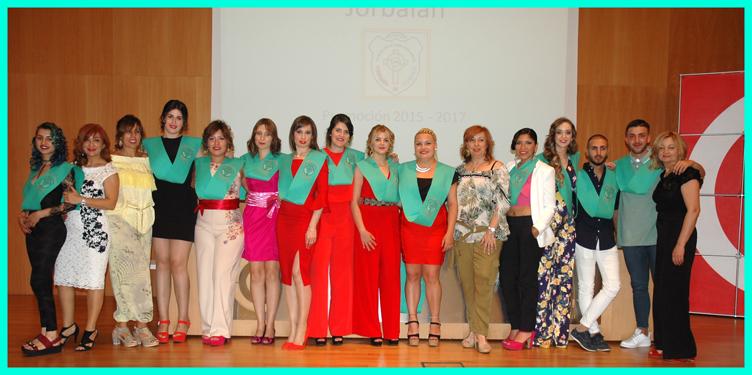 Graduación CFGM en Peluquería y Cosmética capilar