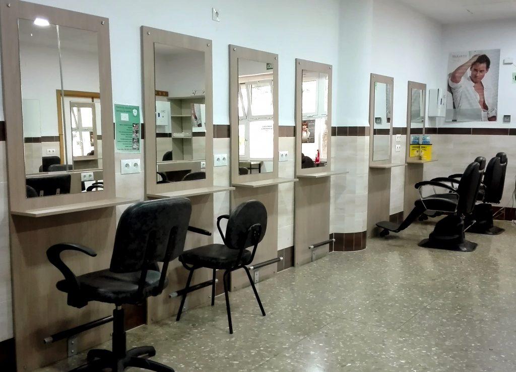 Taller de peluquería y estética