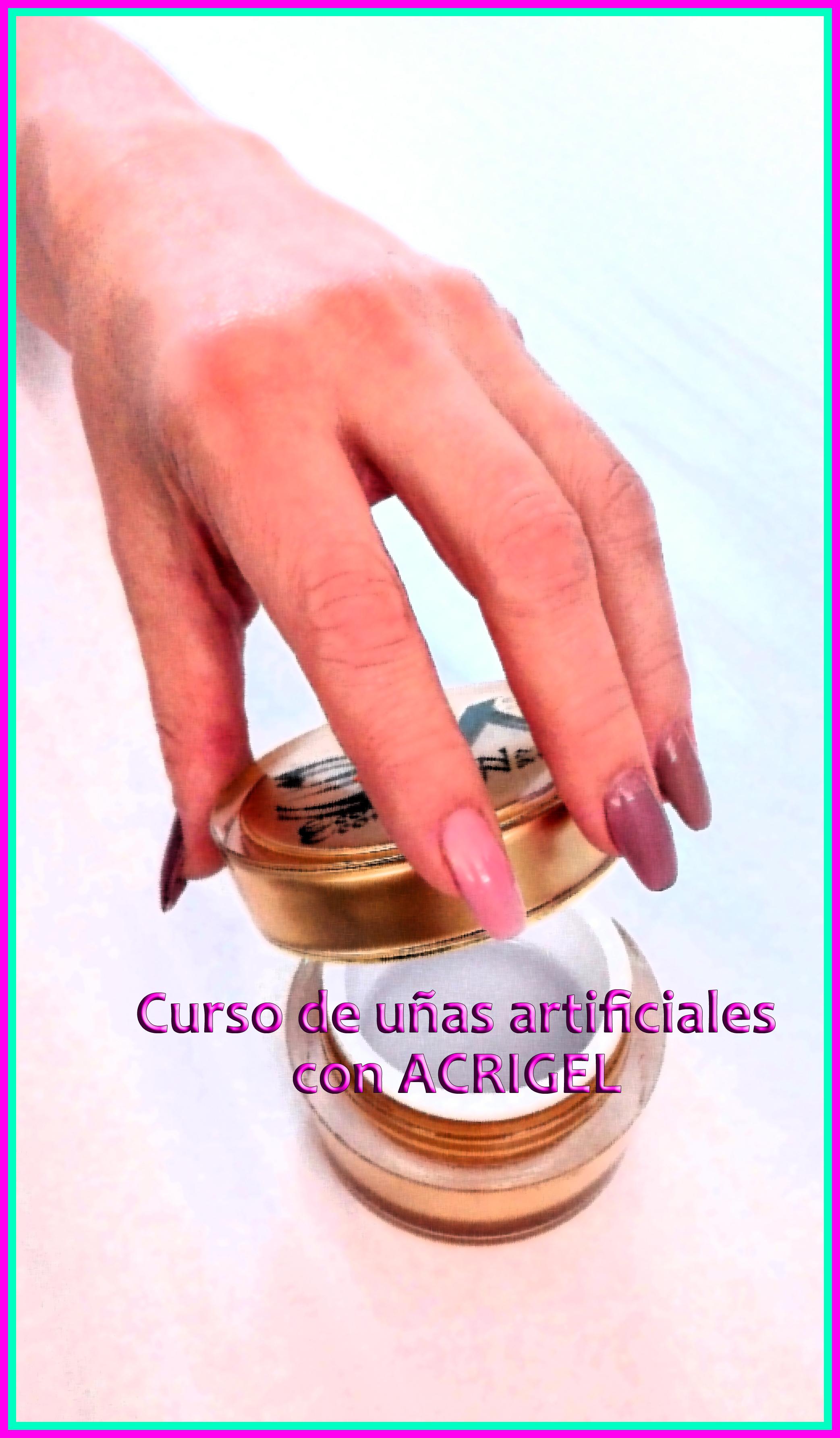 Curso de uñas artificiales con Acrigel - Centro Fp Jorbalán